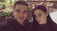Jonas ir Simona Nainiai (nuotr. facebook.com)