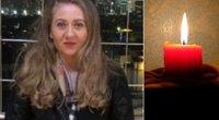 Paviešinta, kas Londone nužudė lietuvę (nuotr. gofundme / tv3.lt koliažas)