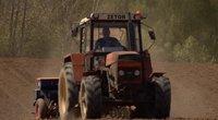 Smulkieji ūkininkai gali tikėtis 200 eurų išmokų (nuotr. stop kadras)