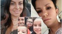 33-ejų Alina Wirzynkiewicz vieną dieną nebeatpažino savęs veidrodyje: su sunkia liga kovoja dėl vaikų (tv3.lt fotomontažas)