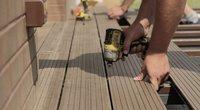 Penkių žvaigždučių būstas. Parodė, kaip lengvai ir greitai įsirengti terasą – padarysite tai vos per savaitgalį (nuotr. stop kadras)