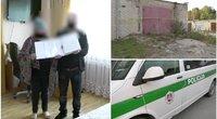 16-metės tėvai reikalauja teisingumo: 70-metį kaltina dukros išprievartavimu (tv3.lt koliažas)