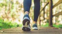 Vaikščiojimas (nuotr. Shutterstock.com)
