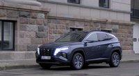 """Naujasis """"Hyundai Tucson"""" (nuotr. stop kadras)"""