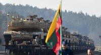 Dezinformacijos ataka prieš Lietuvą: bandyta paskleisti melagingą žinią apie NATO karius (nuotr. SCANPIX)