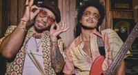 Anderson .Paak ir Bruno Mars (Warner Music nuotr.) (nuotr. Organizatorių)