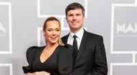 Ingrida Martinkėnaitė su vyru (Fotobankas)