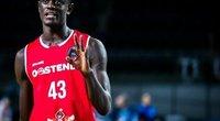 Amaru Sylla. (nuotr. FIBA)