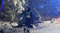 Trakų rajone per avariją žuvo penki žmonės  (nuotr. Broniaus Jablonsko)