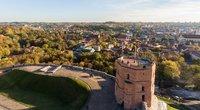 Sostinės panorama (nuotr. Vilniaus miesto savivaldybės)