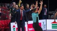 Vilniečių suolelis. (nuotr. FIBA Europe)