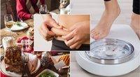 Gydytoja pažėrė patarimų, kaip karantino metu nepriaugti svorio (nuotr. Shutterstock.com)