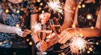 Naujieji metai (nuotr. Shutterstock.com)