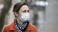 """""""AstraZeneca"""" vakcina paskiepyta Seimo pirmininkė Viktorija Čmilytė-Nielsen (nuotr. Fotobankas)"""