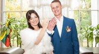 Rūtos Lukoševičiūtės ir Mariaus Daudos vestuvės (nuotraukų autorius Dainius Stankus (nuotr. Organizatorių)