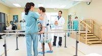 Pacientai susiduria su absurdiškomis situacijomis: prašo ilginti siuntimų reabilitacijai laiką (nuotr. 123rf.com)