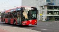 Autobusas (nuotr. Vilniaus miesto savivaldybės)