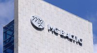 """Koncerno """"MG Baltic"""" pastatas (nuotr. Tv3.lt/Ruslano Kondratjevo)"""