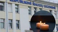 Tragedija Šiaulių ligoninėje – nusižudė jauna gydytoja: artimieji turi mobingo įrodymus (tv3.lt koliažas)