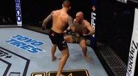 McGregoras buvo nukautuotas (nuotr. stop kadras)