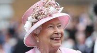 Karalienė Elžbieta II (nuotr. SCANPIX)