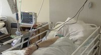 Marijampolės verslininkai sunkiu laikotarpiu susivienijo: ligoninei nupirko itin svarbią įrangą (nuotr. stop kadras)