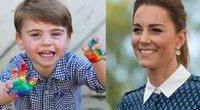 Princas Louisas ir Kate Middleton (nuotr. SCANPIX)