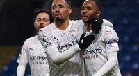 """Manchester City"" iškovojo pergalę. (nuotr. SCANPIX)"
