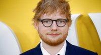 Edas Sheeranas (nuotr. SCANPIX)