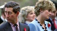 Princas Charles ir princesė Diana (nuotr. SCANPIX)