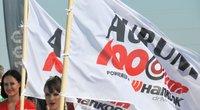 """Aurum 1006 km powered by Hankook"" (nuotr. TV3)"