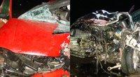Tragiška avarija Marijampolėje (nuotr. Policijos)