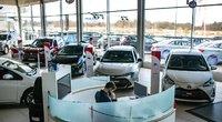 Naujų automobilių pardavimai išaugo (bendrovės nuotr.)