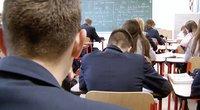 Mokiniai pavargę, daugėja ir psichologinių problemų: kaip kompensuos prarastą ugdymą? (nuotr. stop kadras)