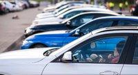 Automobilių kainą padės nustatyti dirbtinis intelektas (nuotr. Fotodiena/Justino Auškelio)