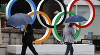 Tokijo olimpinės žaidynės greičiausiai vyks be žiūrovų (nuotr. SCANPIX)