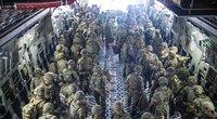 JAV kariai vyksta į Kabulą (nuotr. SCANPIX)