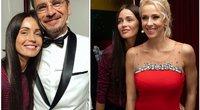 Ieva Daugirdaitė su Marijumi Mikutavičiumi ir Ineta Stasiulyte (tv3.lt fotomontažas)