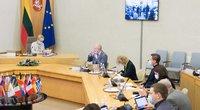 Ministrų kabinetas (nuotr. Fotodiena/Justino Auškelio)