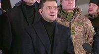 V. Zelenskis (nuotr. stop kadras)