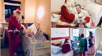 24-erių Deividas per šventes virsta Kalėdų seneliu: tai daro dėl kilnaus tikslo (nuotr. asm. archyvo)