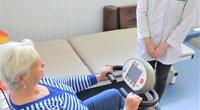 Reabilitacija po COVID-19 (nuotr. LSMU Kauno ligoninė)