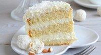 """Gardus tortas """"Raffaello"""" sužavės visą šeimą: taps švenčių pažiba (Nuotr. Rasos virtuvės užrašai)"""