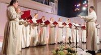 Didysis Šventinis Maskvos Danilos Vienuolyno patriarchalinis vyrų choras (nuotr. Organizatorių)
