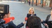 Vidaus reikalų ministrė Rita Tamašunienė (nuotr. tv3.lt)