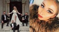 Vigantės Lisauskienės devizas: karalienėmis paversti visas pasaulio moteris (TV3 koliažas)