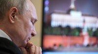 """Europoje kalbas keliantis """"Sputnik V"""": vadinamas ir """"rusiška rulete"""", ir """"daugiafunkcine raketa"""" (nuotr. SCANPIX)"""