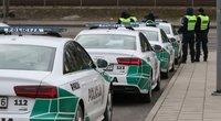 Policija ruošia savo veiklos reformą (nuotr. Broniaus Jablonsko)