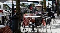 Lauko kavinės sostinėje (Irmantas Gelūnas/Fotobankas)