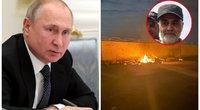 JAV nukovė Putino draugą, kurį prieš tai pasiuntė toliau (nuotr. SCANPIX)